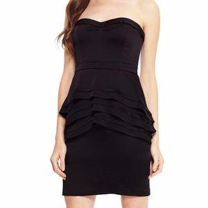 BCBG Maxazaria Aurelia Cocktail Dress sz. 6 black